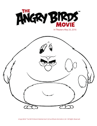 big red angry bird coloring pages coloring pages
