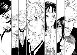seven deadly sins the seven deadly sins awesome tv tropes