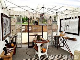 art show ideas how to set up an art fair tent candie cooper