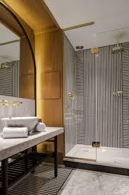 Bathtub 3 Persons Hotel Arc Bathroom Luxurious Bath Space With Detailing In Design