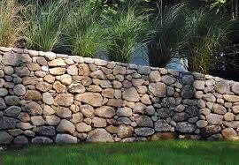 Stone Wall DryLook Stone Retaining Walls Fairfield CT - Rock wall design