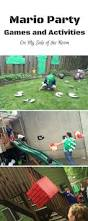 Outdoor Party Games For Adults by Best 25 Mario Party Games Ideas Only On Pinterest Mario Party