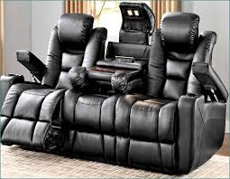 Power Sofa Recliner Sofa Design Ideas Leather Material Power Reclining Sofa