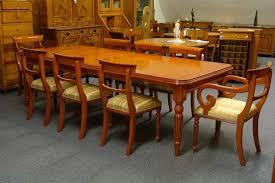 Esszimmertisch Ausziehbar Kirschbaum Tisch Esstisch Esszimmertisch Eibe Im Englischen Stil Ausziehbar