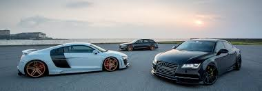 audi a7 slammed the hamana audi x vossen forged collection