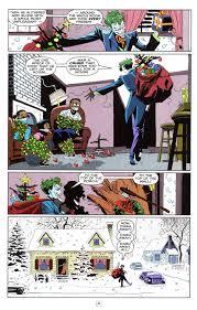 Joker Long Halloween by Joker Celebra La Navidad Goyoman