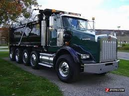kw semi trucks for sale dump truck for sale kenworth quad axle dump truck for sale
