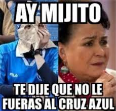 Memes Cruz Azul Vs America - burlas contra cruz azul con memes por perder ante el américa en la