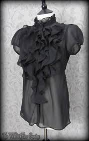 Black Blouse With White Collar Best 20 Collar Blouse Ideas On Pinterest Collar Pattern