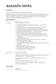 Application Support Resume Examples by Changes Performed 5 Sandvik Australia Pty Ltd Melbourne Desktop
