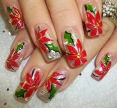 33 nail design for christmas ultimate christmas nails mix and