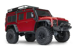 land rover defender off road modifications traxxas trx 4 1 10 scale trail rock crawler w land rover defender