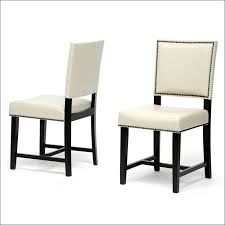 Kitchen Chairs On Wheels Swivel Dining Chairs On Casters Pair Of Slipcovered Dining Chairs On