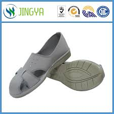 Sho Wiper pu leather esd shoes totally made by from china manufacturer