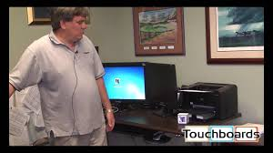 Anthro Sit Stand Desk by Anthro Elevate Up And Down Desk Quick Demo Youtube