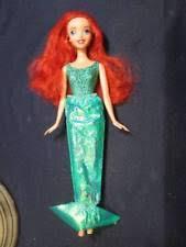 disney princess mermaid doll 11 ariel ebay