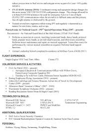 Veteran Resumes Veteran Resume Makeover How To Convey A Professional Image Aol