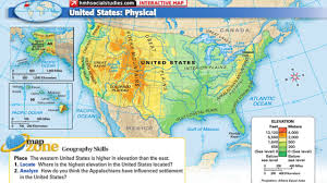 Map Of United States Regions by Pre Ap Geography Chapter 5 U2013the United States Geographic Regions