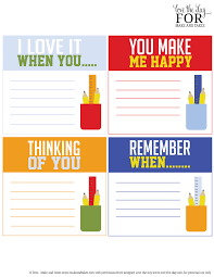 slip a little love in your kid u0027s lunchbox download lunchbox notes