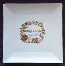 wedding guest book plate wedding guest book signature platter guest book plate gift for