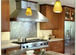 kitchens with stainless steel backsplash stainless steel backsplash tile avazinternationaldance org
