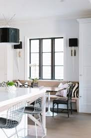 kitchen with nautical cage pendants transitional kitchen