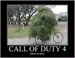 Funny Call Of Duty Memes - call of duty 4 snipers on bikes funny fail meme picture