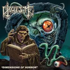 Dimensions by Dimensions Of Horror Gruesome