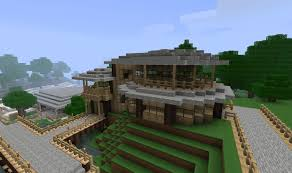best minecraft house design u2013 modern house