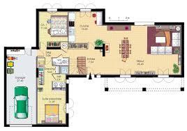 plan maison gratuit 4 chambres cuisine plan maison gratuit moderne plan maison plan maison