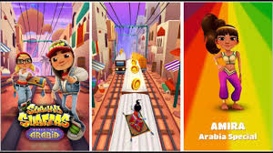 subway surfer apk subway surfers arabia v1 38 0 apk mod unlimited coin key