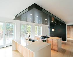 Modern Ceiling Design For Kitchen 22 Kitchens In Black And Wooden Palette Home Design Lover
