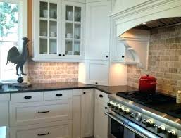 backsplash for kitchen ideas brick tile kitchen backsplash brick tile simple simple faux subway