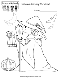 Free Halloween Math Printables by Holiday Worksheets For Kindergarten Photocito
