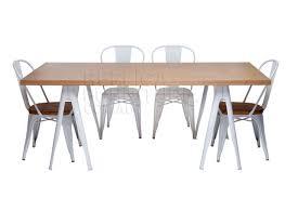 Trestle Style Dining Table Image Of Trestle Dining Table History Of Trestle Dining Table