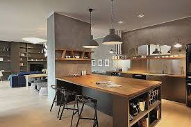 separation cuisine salle a manger separation cuisine salle a manger pour decoration cuisine moderne