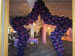 39 best balloon star arches images on pinterest balloon arch