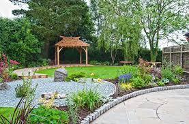 Japanese Style Garden by A Peaceful Zen Style Garden By Lush Garden Design Homify