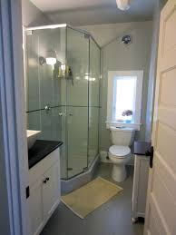 Small Spaces Bathroom Ideas Small Bathroom Shower Design Ideas Home Design And Interior