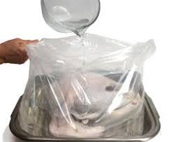 turkey brine container brining a turkey how to cooking tips recipetips