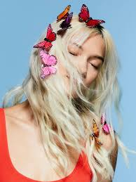 butterfly hair where to buy butterfly hair popsugar beauty