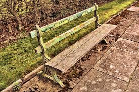 the old bench pineridge hills