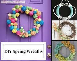 diy wreaths 54 creative diy wreath ideas allfreeholidaycrafts