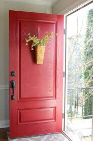 Paint A Front Door by Painting A Front Door Modern Masters Cafe Blog