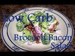 atkins diet recipes low carb broccoli bacon salad if