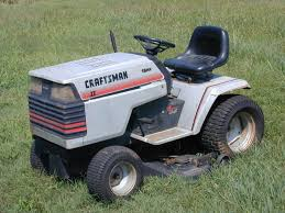 craftsman lawn mower engine replacement