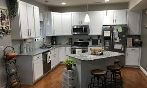 is semi gloss for kitchen cabinets how to paint kitchen cabinets mccormick paints