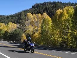 hope valley fall colors motorcycling