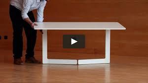 folding table ola by on vimeo