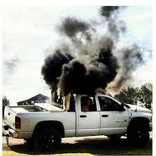 dodge ram smoke stacks dodge ram turbo diesel dumping smoke road